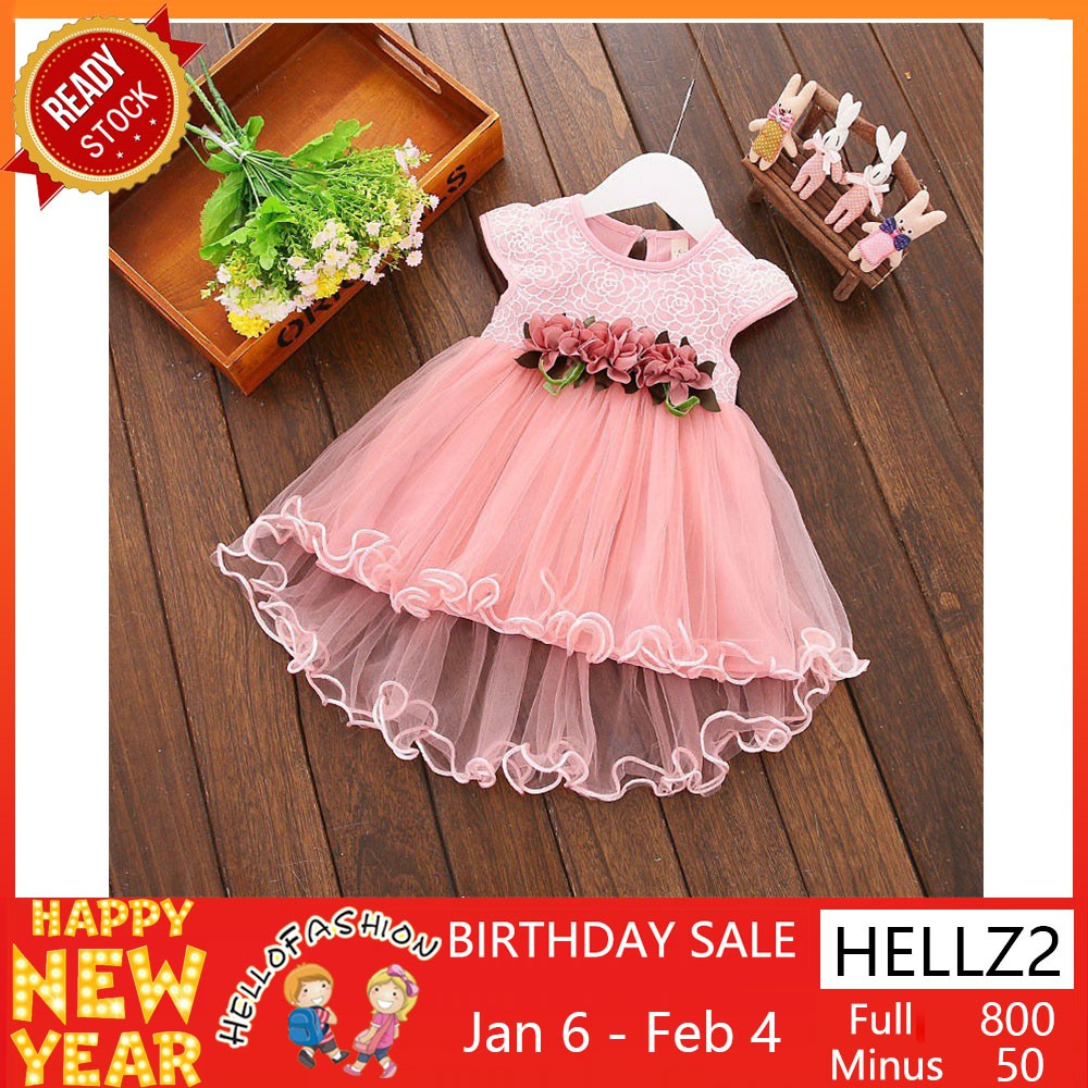 096ef87a315 Simple Pink Tutu Dress with Bow