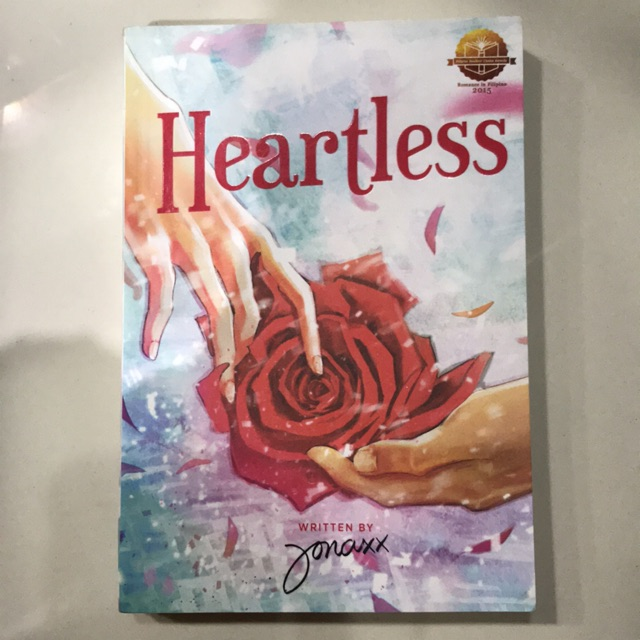 Heartless By Jonaxx Ebook