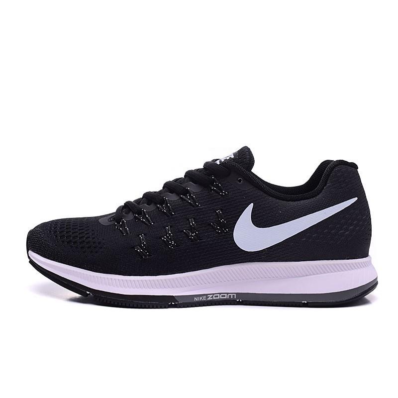 5625aa119d954 H882GX Nike Roshe Run One Black And White Oreo Fine Mesh Running Shoes Men  844994-002