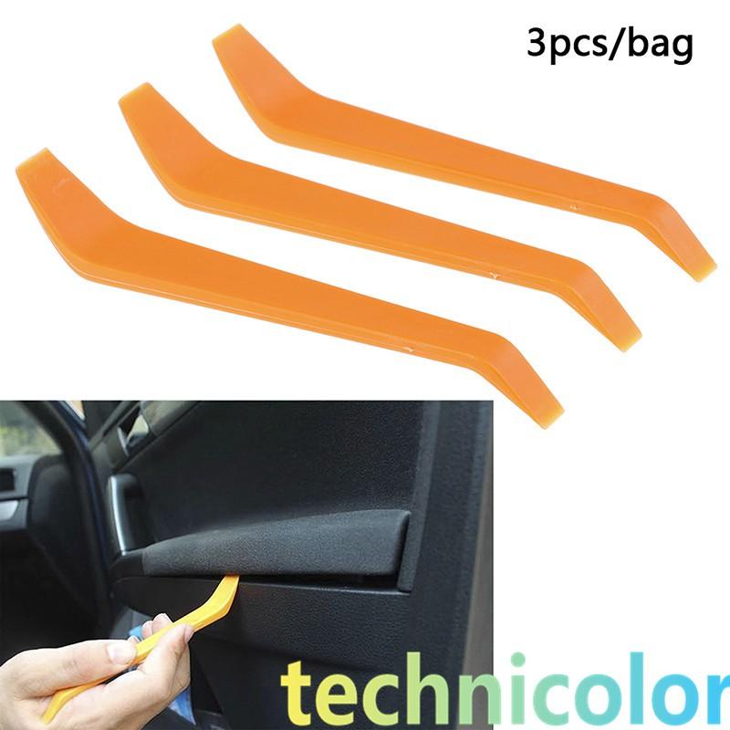Plastic Removal Pry Tool For Auto Racing Car Radio Door Panel Audio LED Light