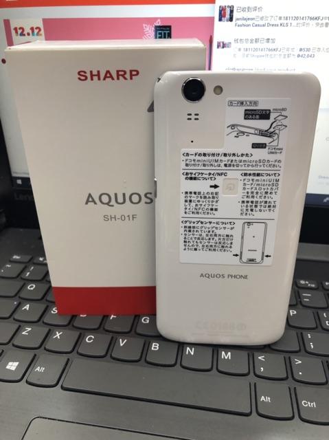 Smart Mobile Aquos Sh-01F Japan phone Original | Shopee Philippines