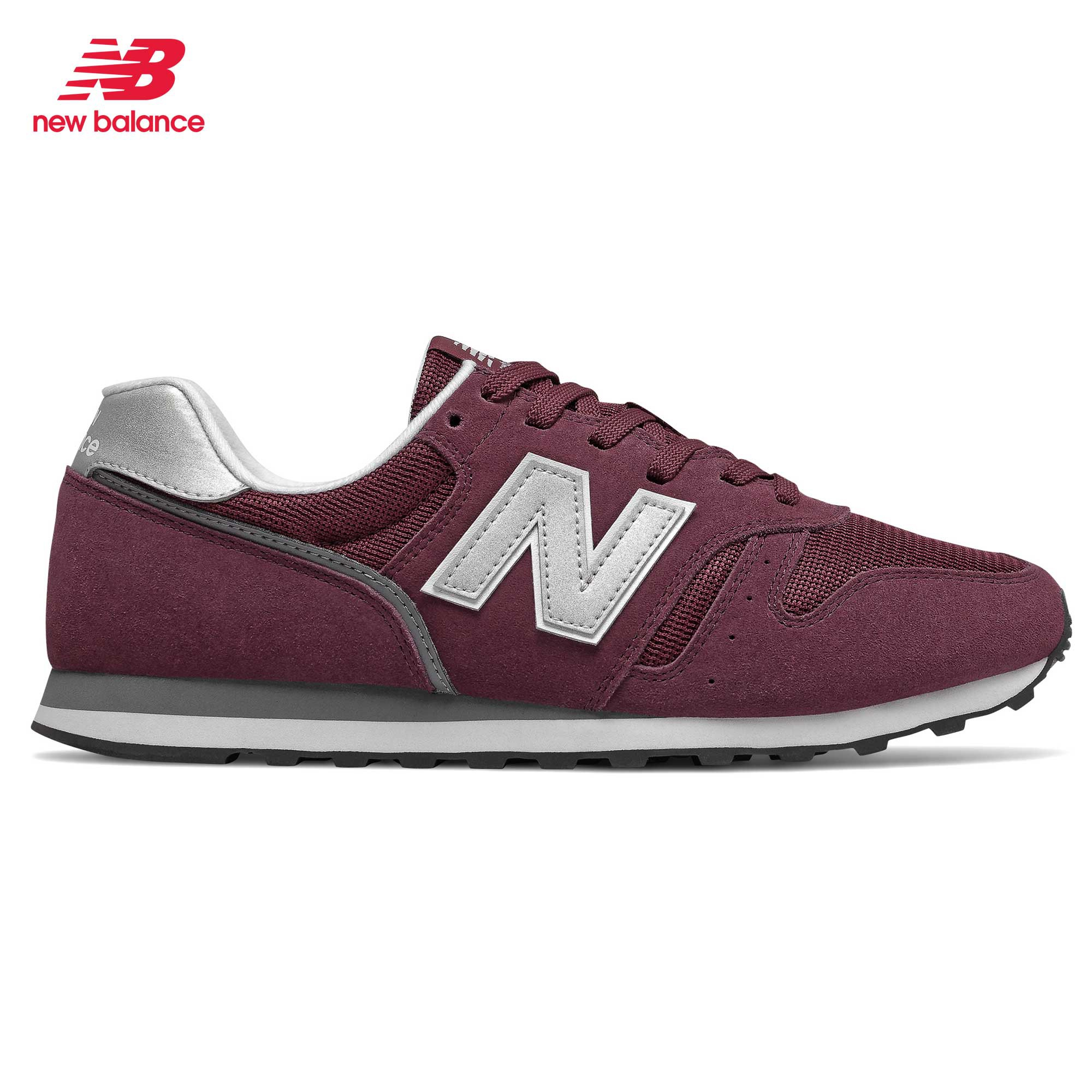 Itaca aumento cráneo  New Balance 373 Classic Lifestyle Shoes for Men (Maroon) | Shopee  Philippines