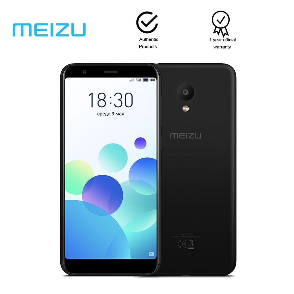 Meizu M8C 2GB RAM + 16GB ROM Global Version Black