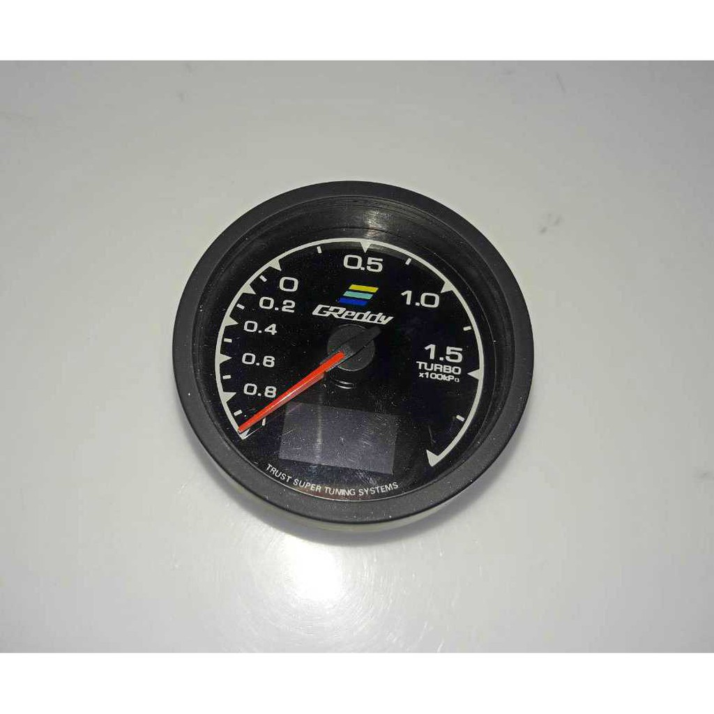 Defi Link Advance Bf Boost Gauge With 7 Colors Shopee Philippines Zd Tachometer