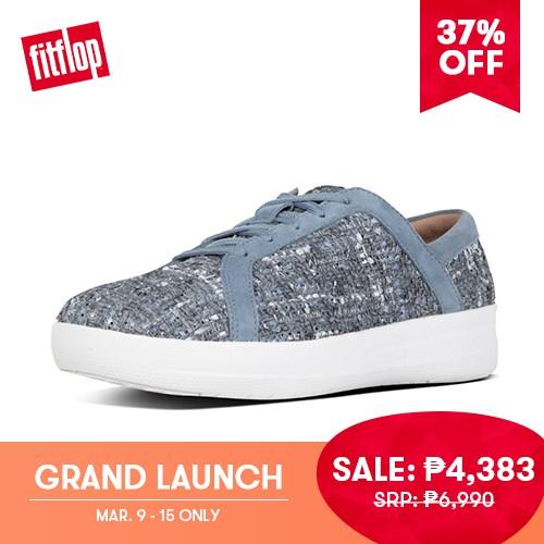 3b534b6bbf8f Fitflop Women s Shoes L26 Uberknit Slip-On Ghillie Sneakers