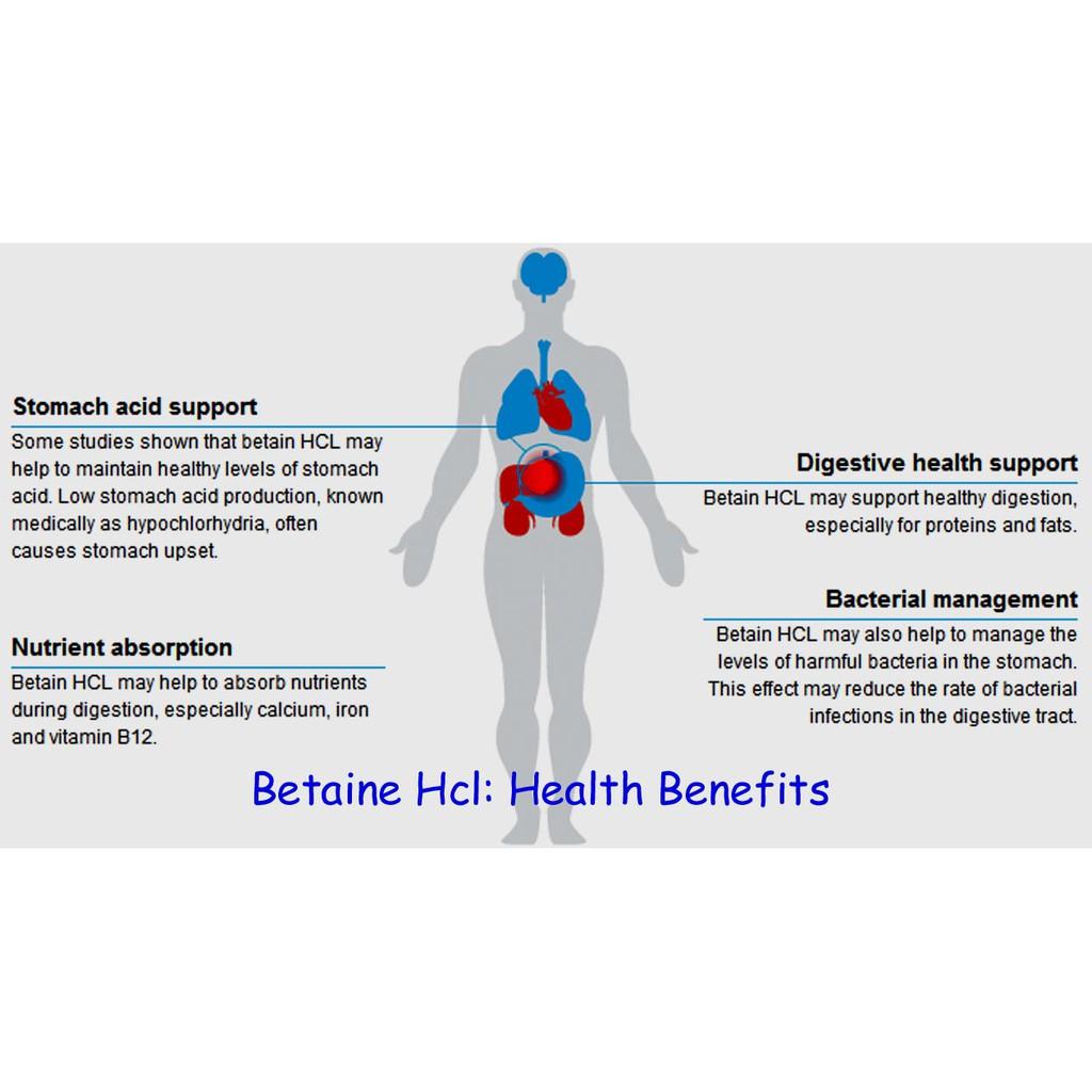 a betain hcl segít a fogyásban