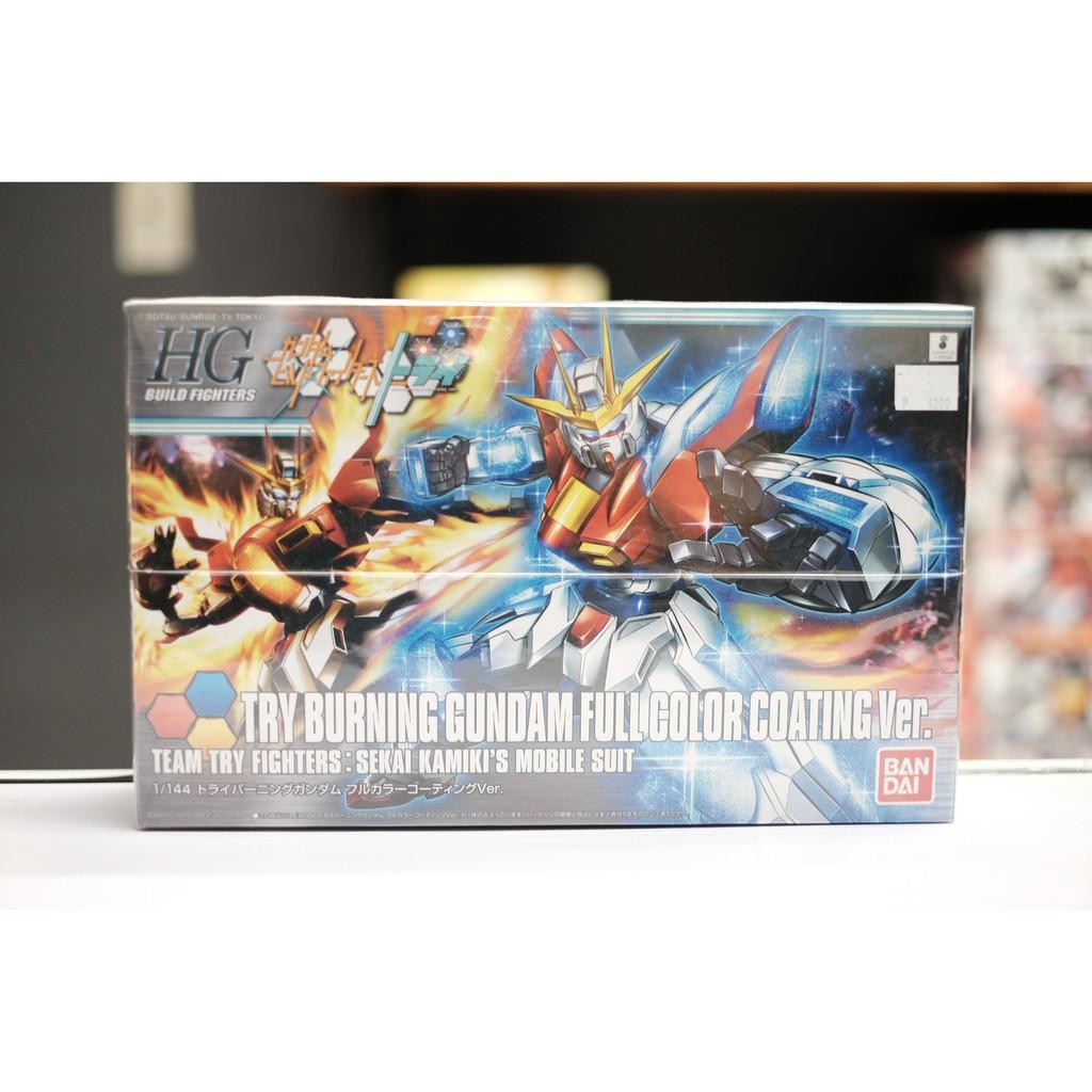 Hg Try Burning Gundam 028 Shopee Philippines