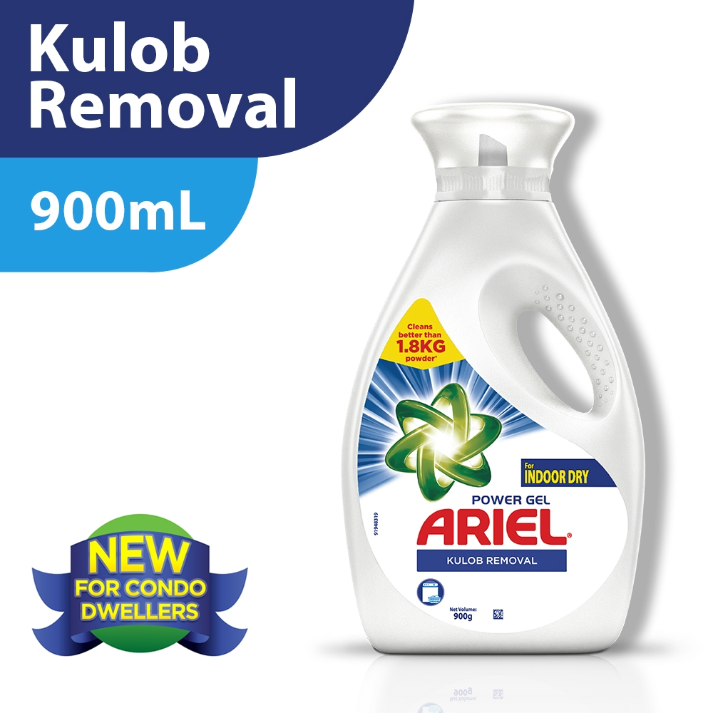 Ariel Liquid Indoor Dry Kulob Removal Bottle (900mL)