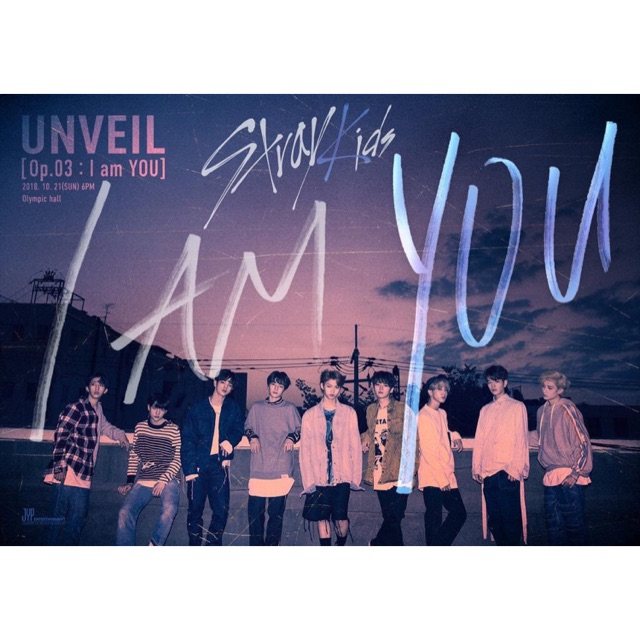 Stray Kids I am You Album