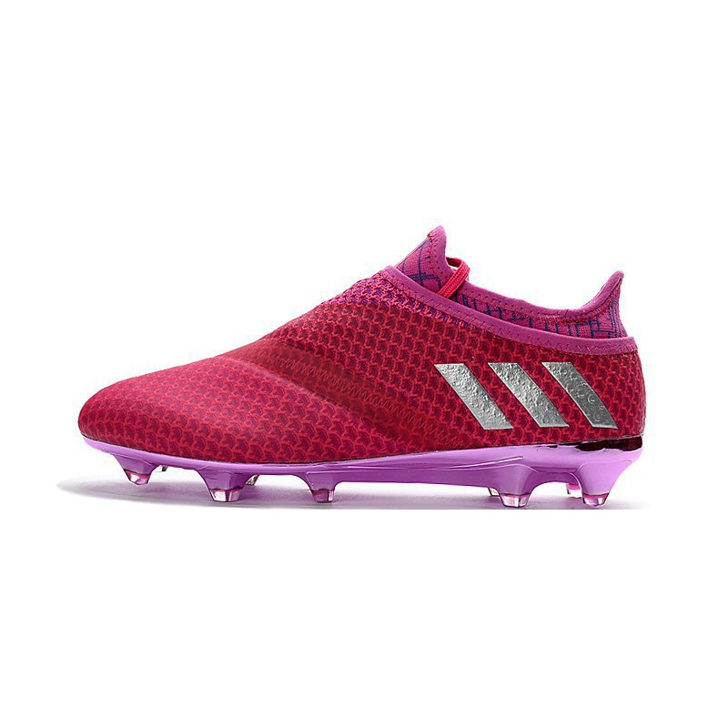 36cbe8a93 Original Adidas X 16 Purechaos FG Mens Football Soccer Cleats Red Limit  Fustal