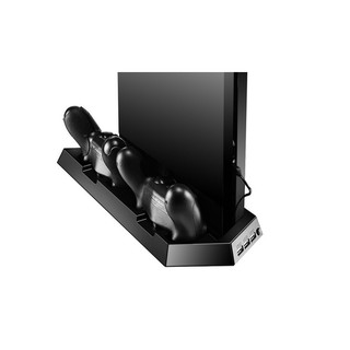 PS4 Fat and PS4 Slim Vertical Stand Cooling Fan with charger