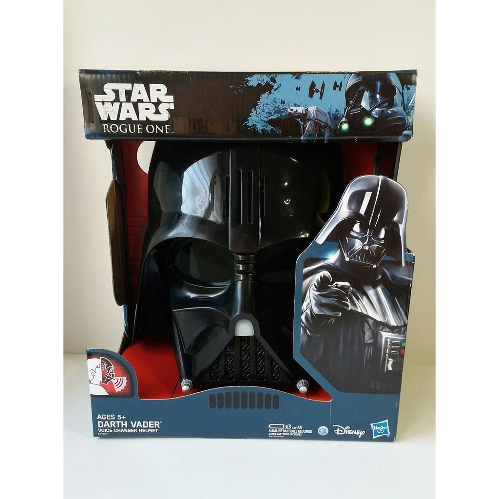 Party Mask Starwars Darth Vader Voice Changer Helmet Mask