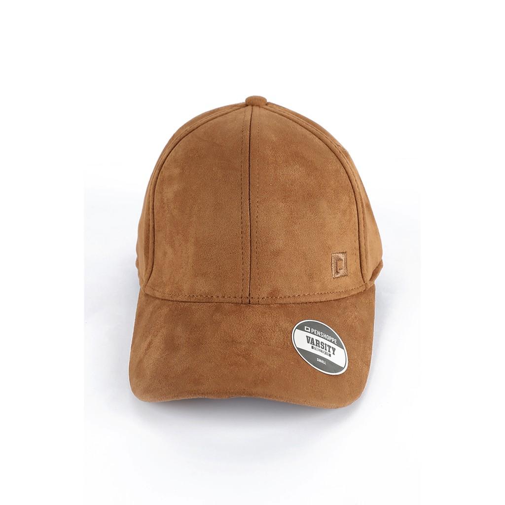 13c5959aa3a Penshoppe Suede Baseball Cap (Old Rose)