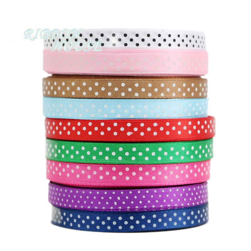 3MM width 40 m length ROSE GOLD Grosgrain Satin Ribbon