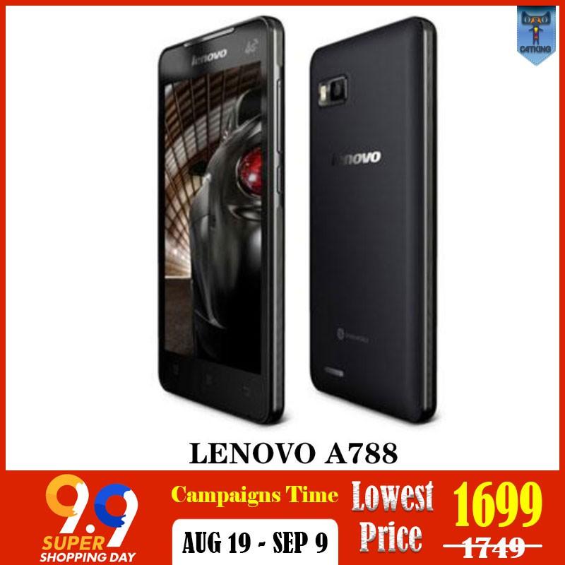 Original Lenovo A788 mobile android phone 8GB cellphone