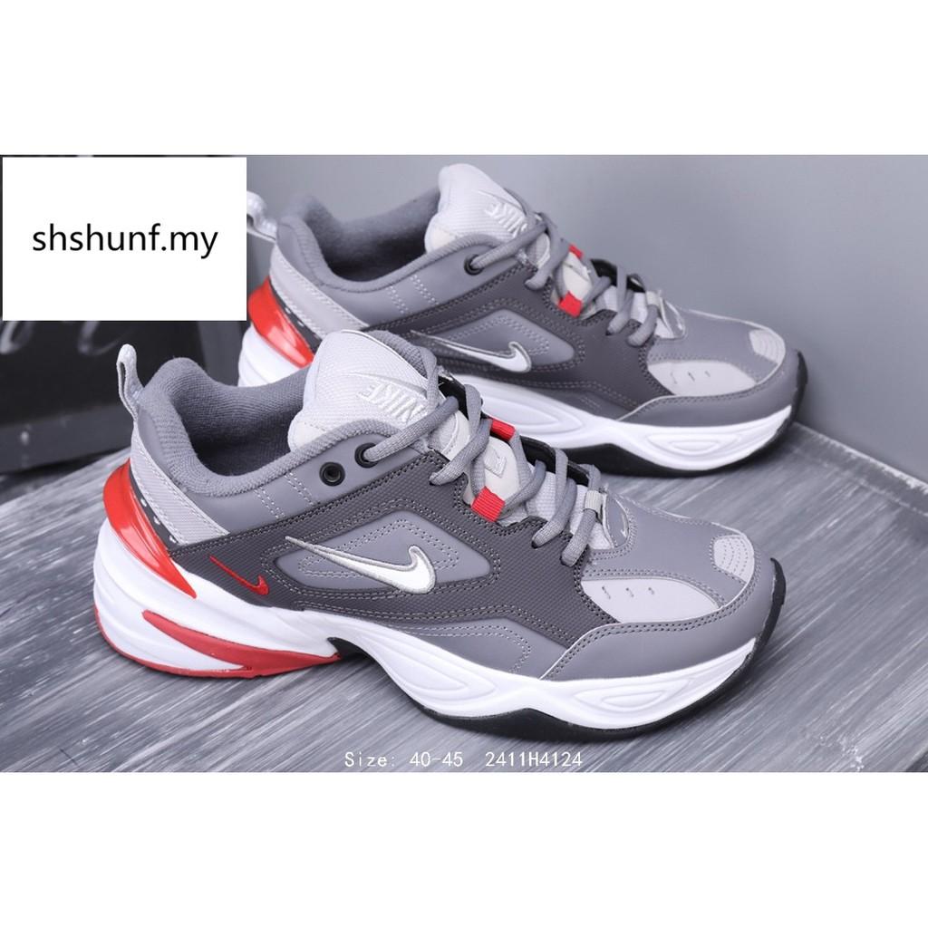 Nike M2K Tekno And Run Swift Ready Stock Nike M2K Tekno men running shoes size:40-45 | Shopee ...