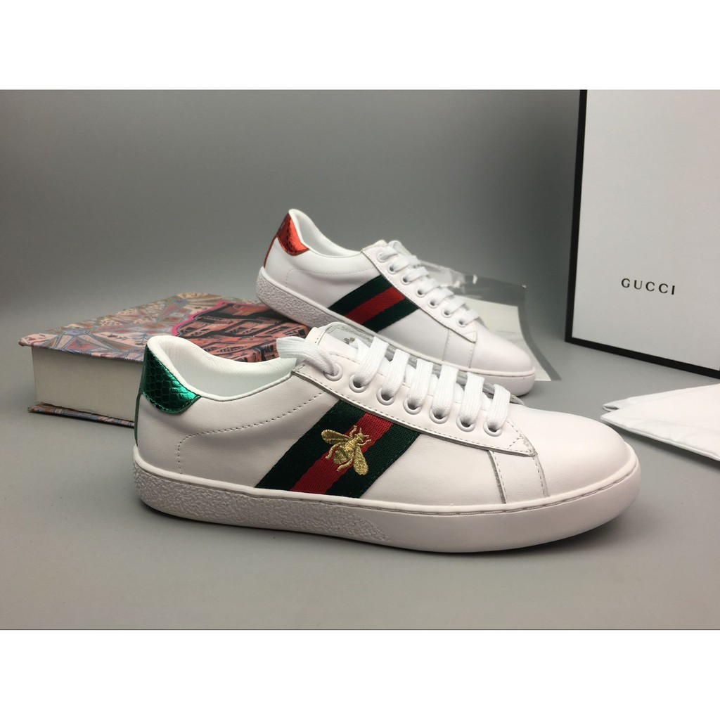 feab3244d5f Gucci Ace Low Top Sneakers Arrow Unisex