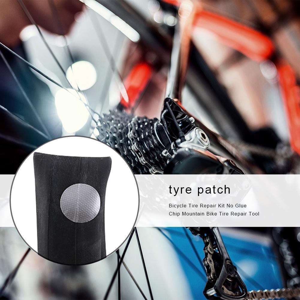 MTB Tires Repair Kits Road Bike Tires Repair Pump Set Outdoor Bicycle Tools US