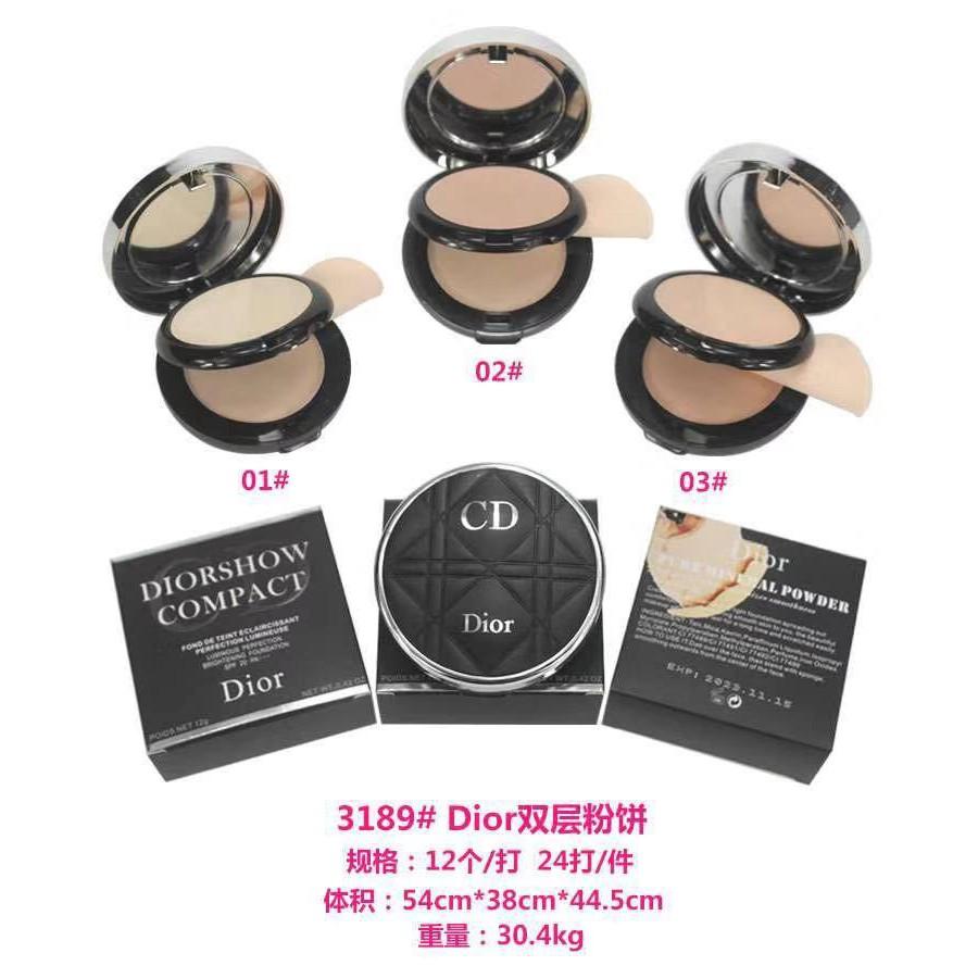 Dior Pure Mineral Powder Sho