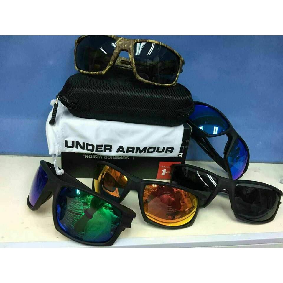76169319eb38 Under Armour Tactical UA Storm Polarized w  4 Lens Sunglass