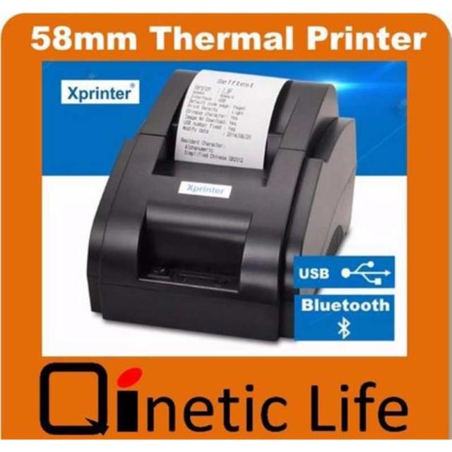 Xprinter 58mm Thermal Cash Receipt pos mini Printer XP-58IIH