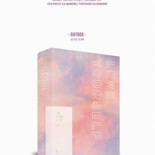 BTS LOVE YOURSELF SEOUL DVD [FAST ETA] | Shopee Philippines