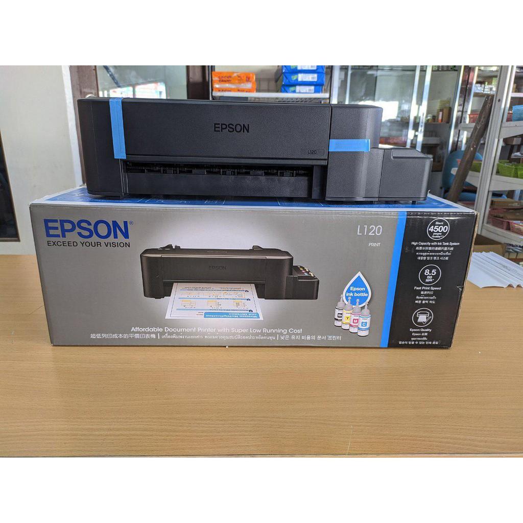 Epson L120 Single Function Printer | Shopee Philippines