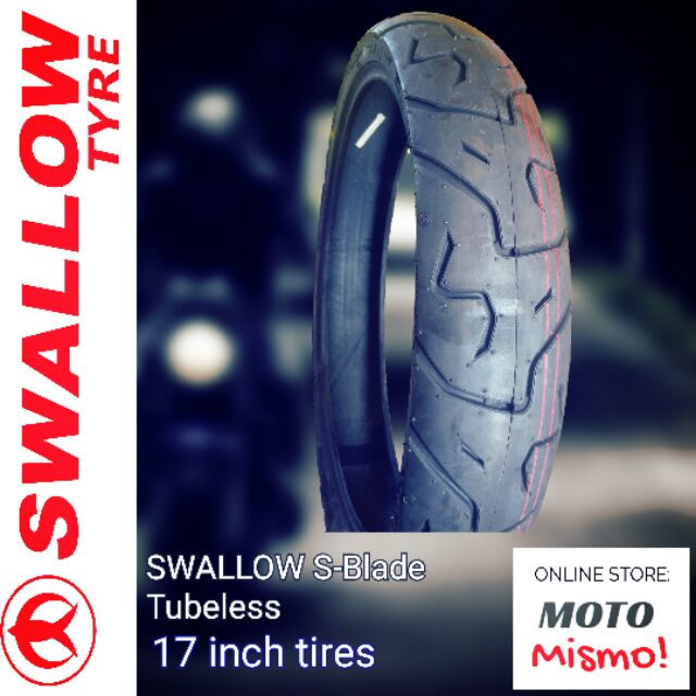 SWALLOW S Blade 17 inch Tubeless Tires