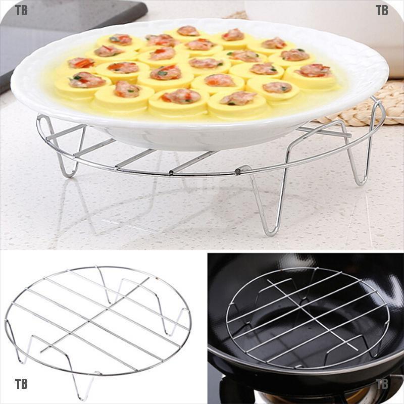 Steam rack stand steamer basket for/_dish stainless steel multi-functional·racker