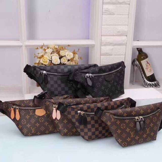 Men S Women Louis Vuitton Belt Bag