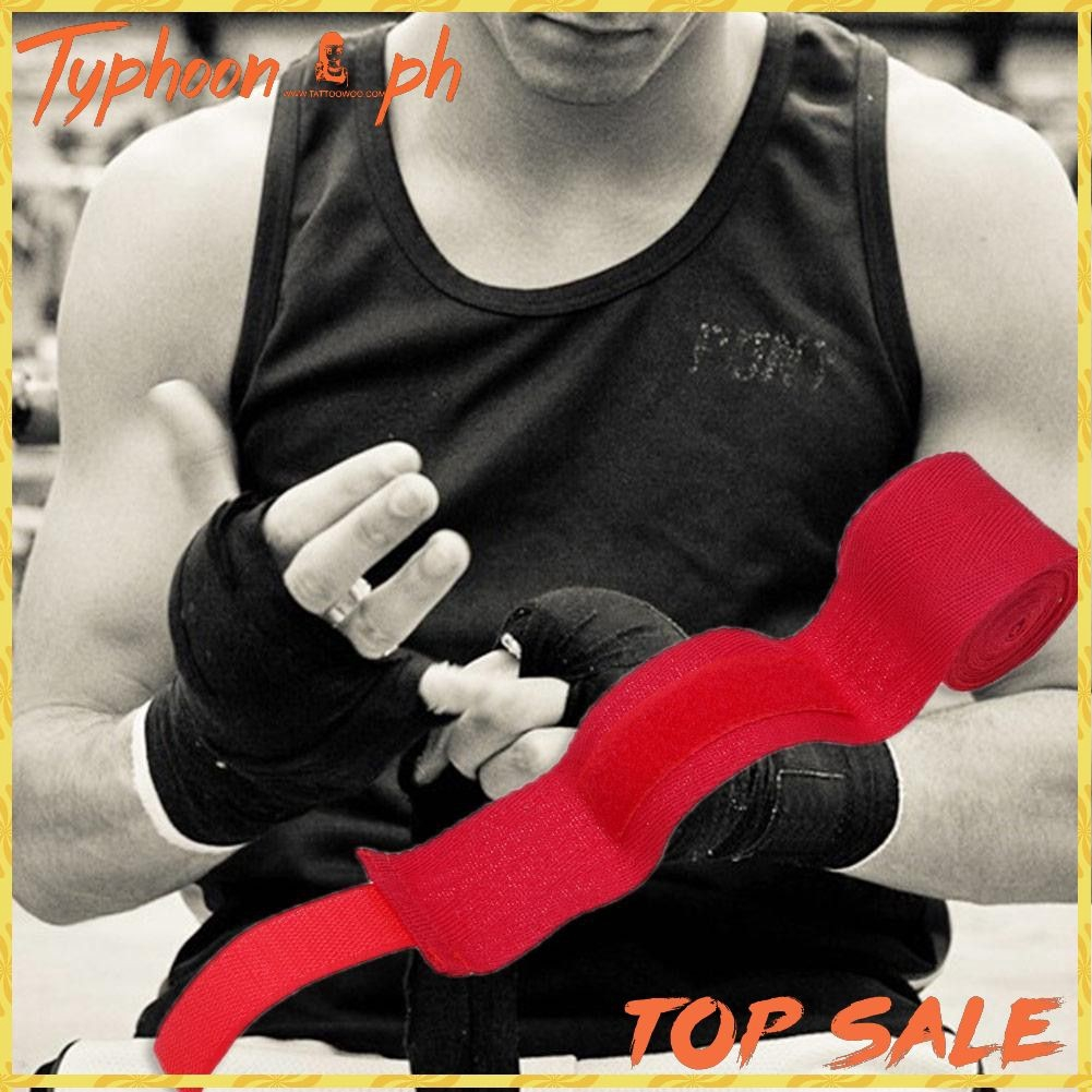 2.5m Hand Wraps-Bandages Fist Boxing Inner Gloves Taekwondo Glove Wraps