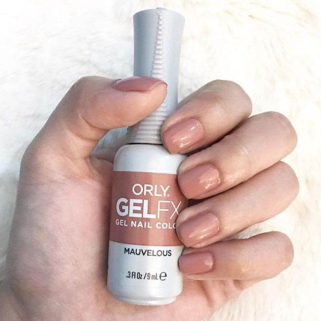 Orly Gel Fx Gel Polish (Mauvelous) 9ml | Shopee Philippines