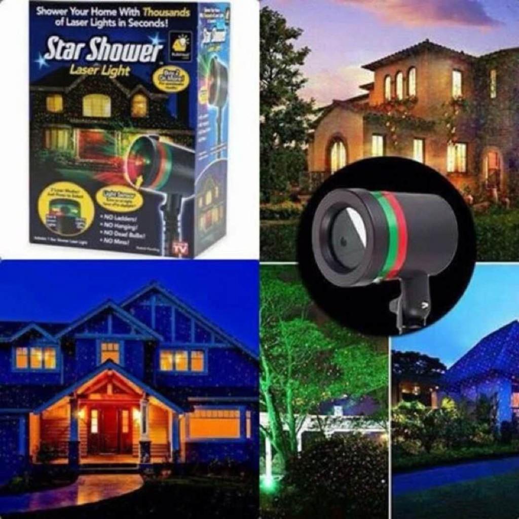 Star Shower Laser Light Shopee Philippines