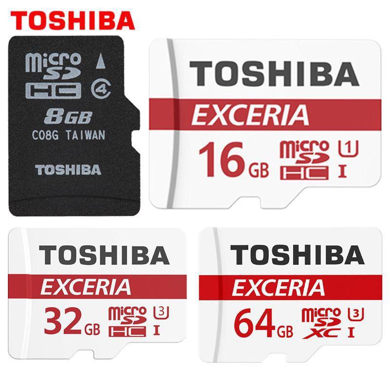 HIGH SPEED!! MEMORY CARD TOSHIBA 8GB 16GB 32GB 64GB MEMORI KAD ORI Exceria  M303