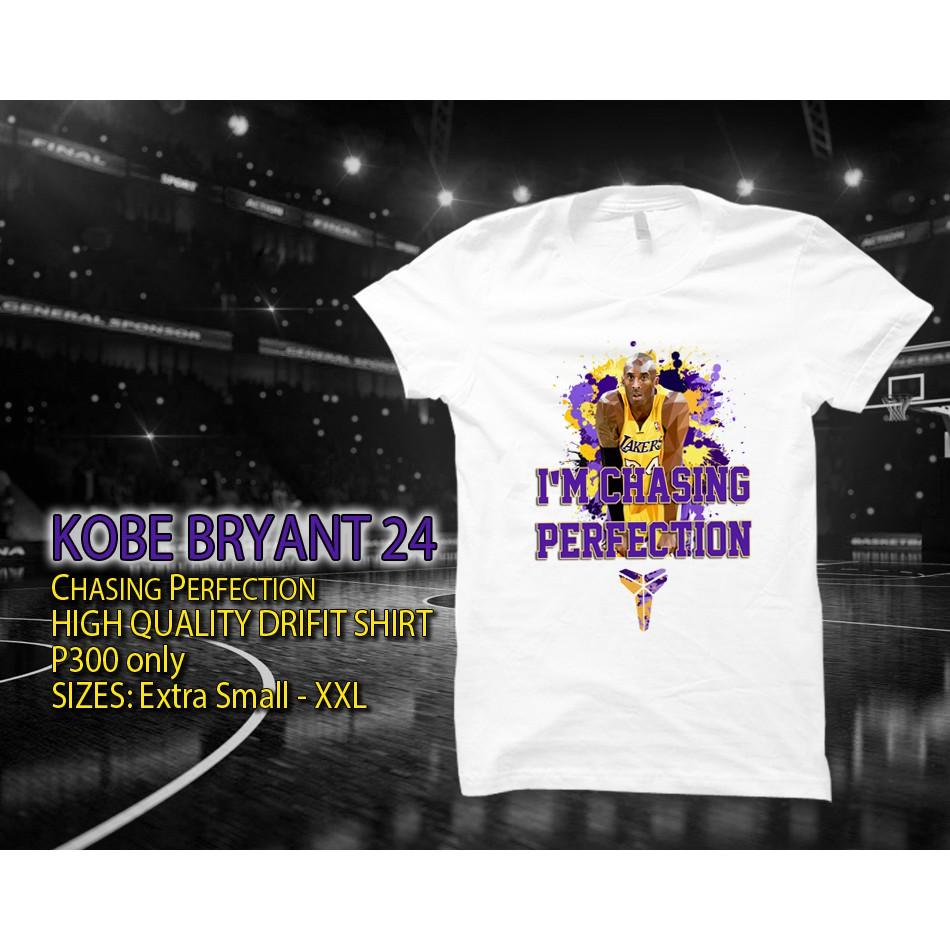 huge selection of 601dd 97f02 Kobe Bryant (Mamba Mentality Shirts)   Shopee Philippines