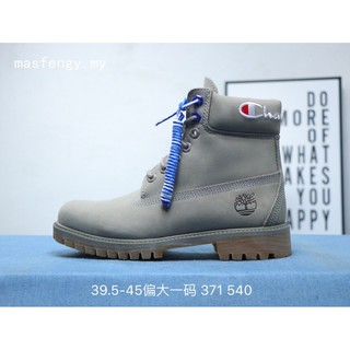 Timberland x Champion Comfortable Men's sports casual Boots