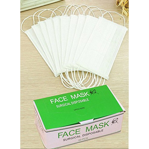 Face Surgical 50's Disposable Medical Mask
