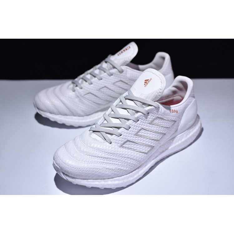 new style 68986 3320c Adidas Copa 17.1 Ultra Boost x Kith Full White Rose Gold Limited  Shopee  Philippines