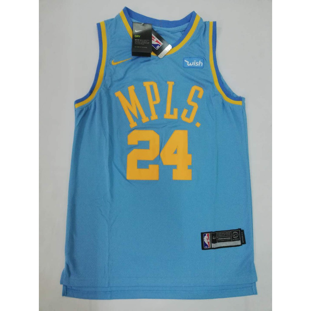 47541dc17745 ProductImage. ProductImage. MPLS Los Angeles Lakers Kobe Bryant 24 Jersey  ...