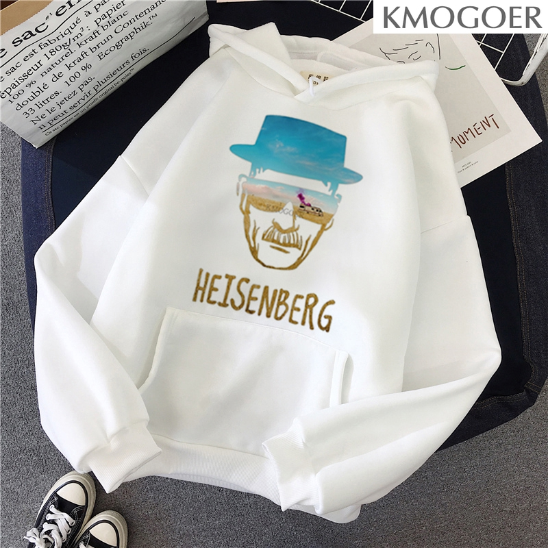 Heisenberg Breaking Bad Mens Crewneck Sweatshirt