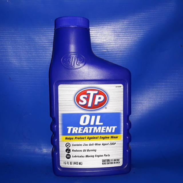STP OIL TREATMENT ADDITIVES