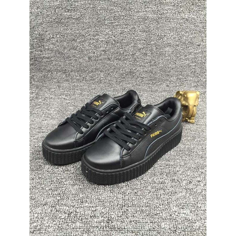 Hummer PUMA X RIHANNA SUEDE CREEPER Rihanna Joint Casual Couple Shoes 361005 -03.  4fd060448