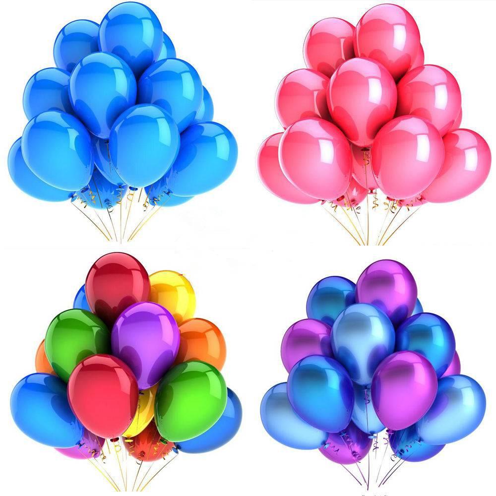 "5//10x LARGE SIZE 36/"" LATEX BALLOON Wedding Party Celebration Birthday Decor"
