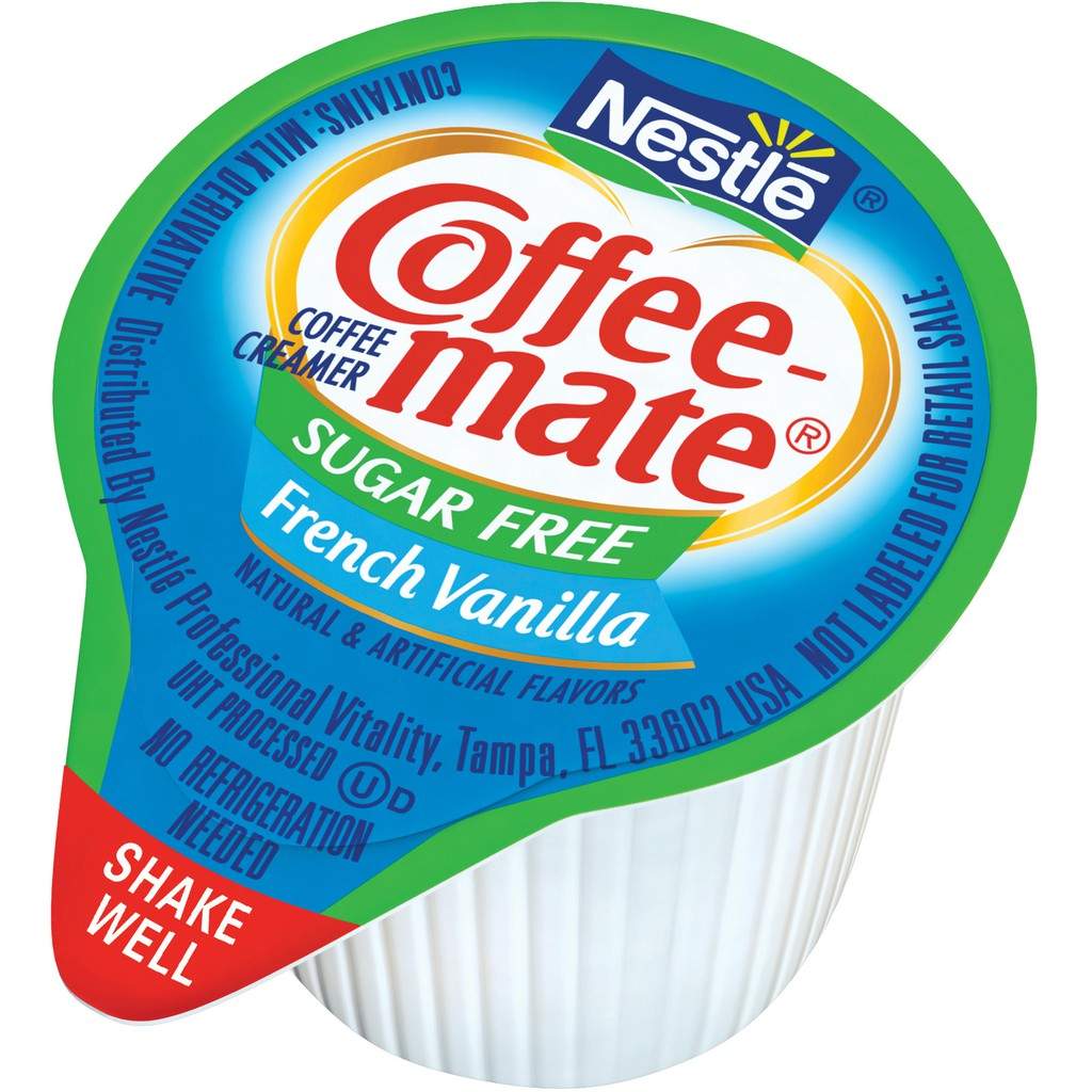 NESTLE COFFEE-MATE SUGAR FREE CREAMER