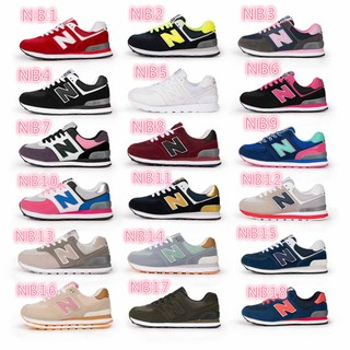 highly coveted range of color brilliancy speical offer 2018 New Balance sneakers running NB 574