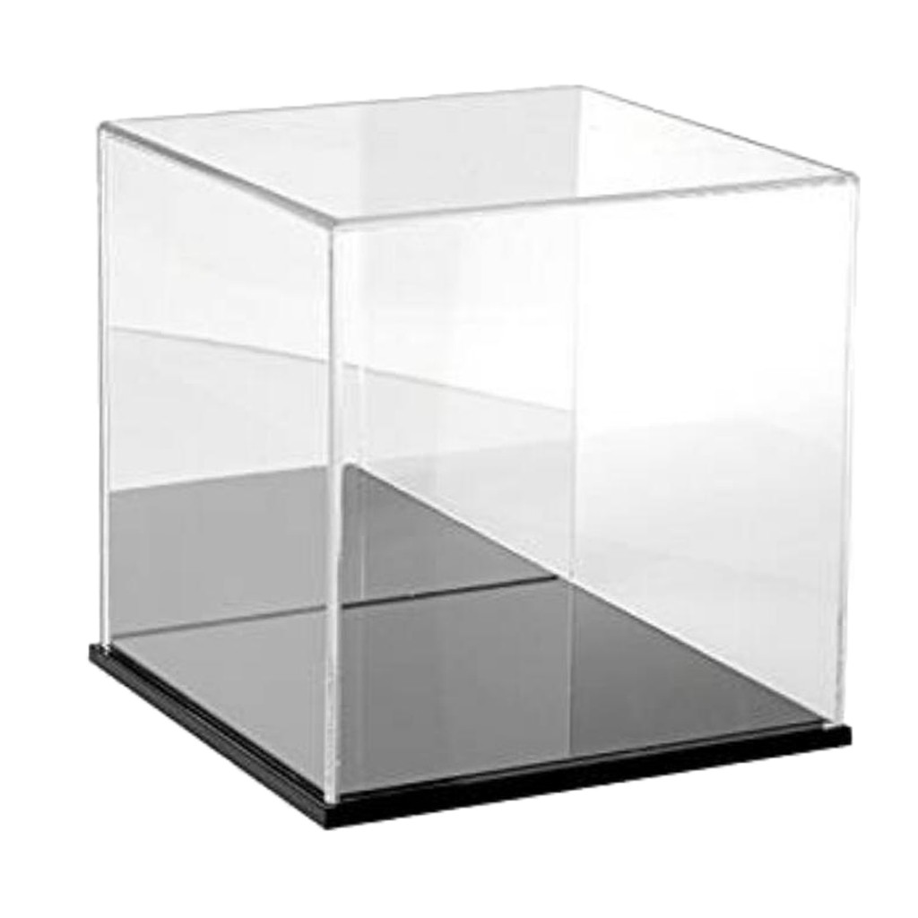 "Toys Box 1//6 Transparent 12/"" Action Figure Display Box Dust Proof Case Clear"