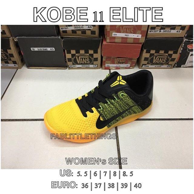 huge discount 08880 6223b Kobe 11 Elite oem sale   Shopee Philippines