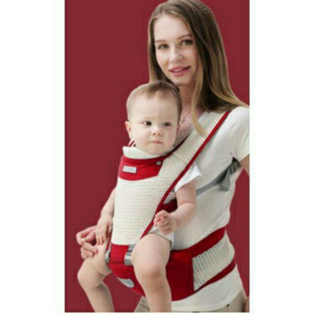 b57ce95077c Infantino Sash Mei Tai Baby Carrier