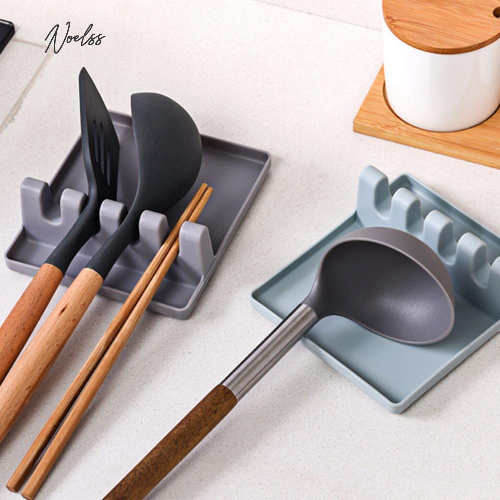 Multifunction Ladle Spoon Holder Cooking Utensil Spatula Storage Shelf