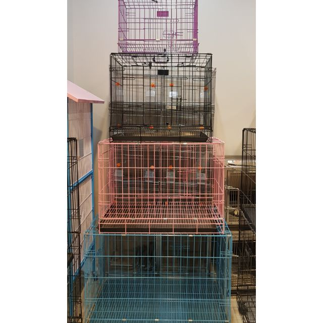 Pet Crates Collapsible Cage (SIZE 1